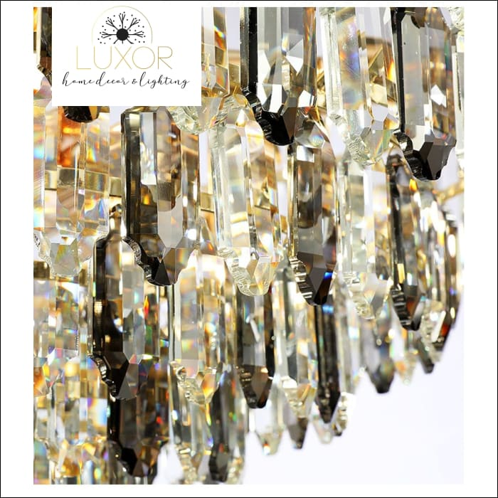 chandelier Colasa Crystal Chandelier - Luxor Home Decor & Lighting