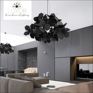 Wrought Iron Nordic Pendant - pendant lighting