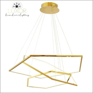 chandeliers Diago Modern Suspensión Light - Luxor Home Decor & Lighting