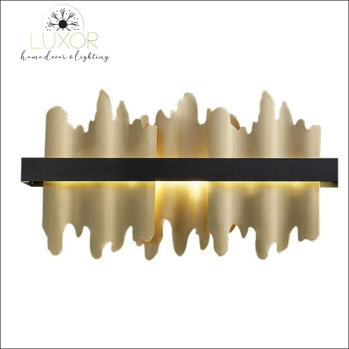 Excalibur Collection - Wall Sconce - Gold / warm light(3000K) - wall lighting