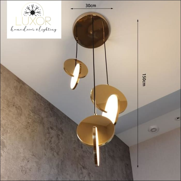 pendant lighting Dave Modern Pendant - Luxor Home Decor & Lighting