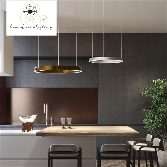 Prime Ring Pendant - pendant lighting