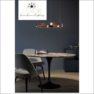 pendant lighting Prime Ring Pendant - Luxor Home Decor & Lighting