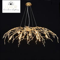 chandeliers Luxury Branch Chandelier - Luxor Home Decor & Lighting