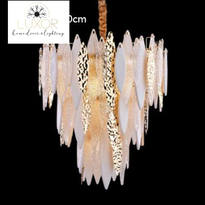 Teliny Chandelier - Dia60cm / Cold White - chandeliers