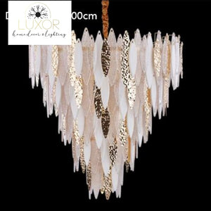 Teliny Chandelier - Dia100cm / Cold White - chandeliers