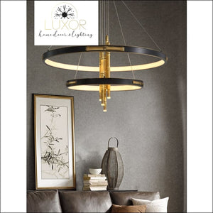 chandeliers Kim Bamboo Chandelier - Luxor Home Decor & Lighting