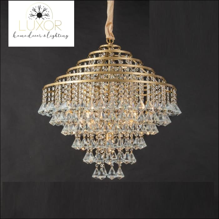 Wyndly Crsytal Pendant - pendant lighting