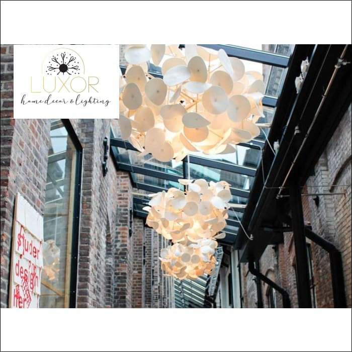 pendant lighting Design Flower Modern Pendant - Luxor Home Decor & Lighting