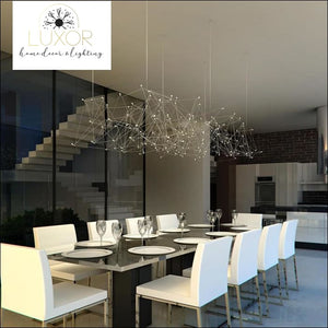 Clover Modern Light - chandelier