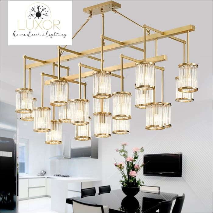 chandelier Bidini Chandelier - Luxor Home Decor & Lighting