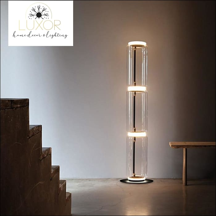 Petunia Dome Collection - Floor Lamp - lighting