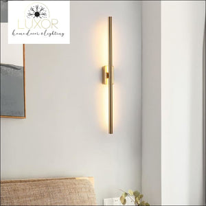 Trenz Linear Wall Sconce - wall lighting