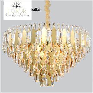 Knowles Crystal Chandelier - Dia80xH46cm / Cool light 6000K - chandelier