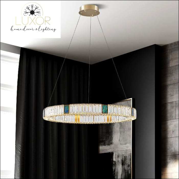 Bryony Crystal Chandelier - chandelier