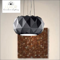 Modernismo Glass Pendant Lamp - pendant lighting