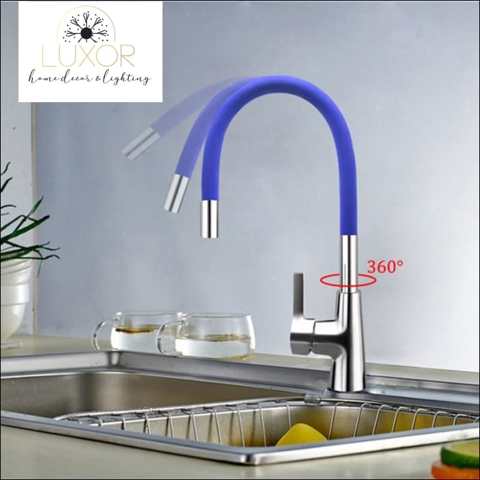 faucets Selene Kitchen Faucet - Luxor Home Decor & Lighting
