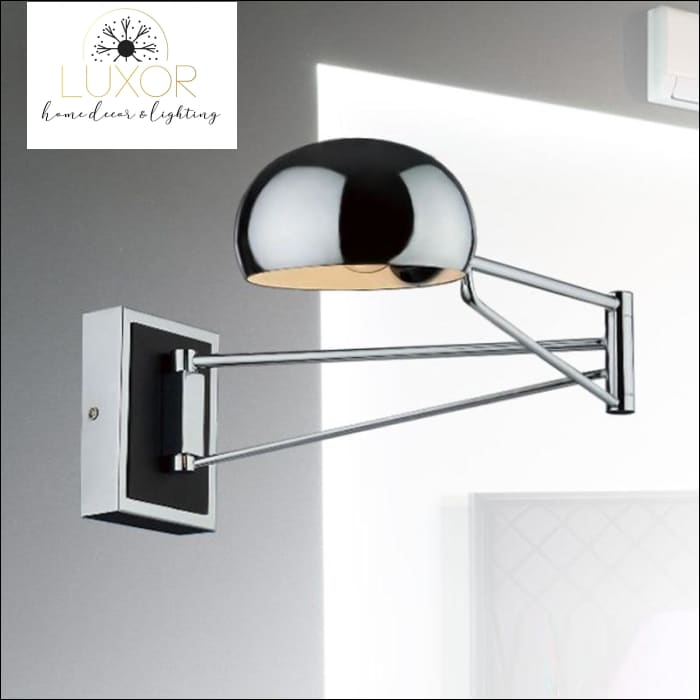 Clasica One Arm Wall Lamp - wall lighting