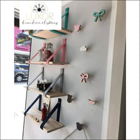 wall decor Arini Floating Wall Shelf - Luxor Home Decor & Lighting
