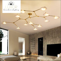 ceiling light Carini Ceiling Light - Luxor Home Decor & Lighting