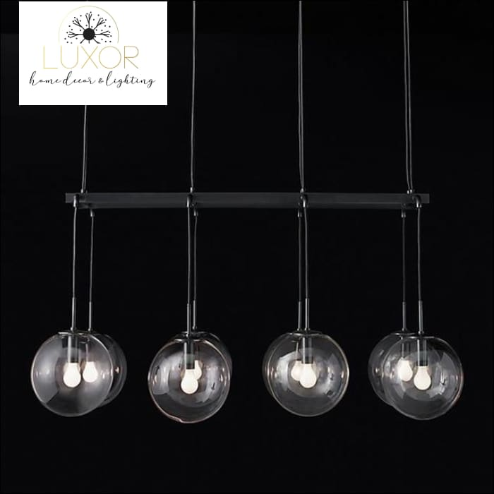 pendant lighting Avize Modern Glass Hanging Pendant Light - Luxor Home Decor & Lighting
