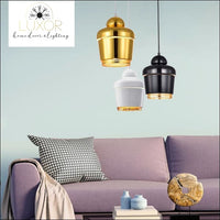pendant lighting Denmark Post- Modern Pendant Light - Luxor Home Decor & Lighting