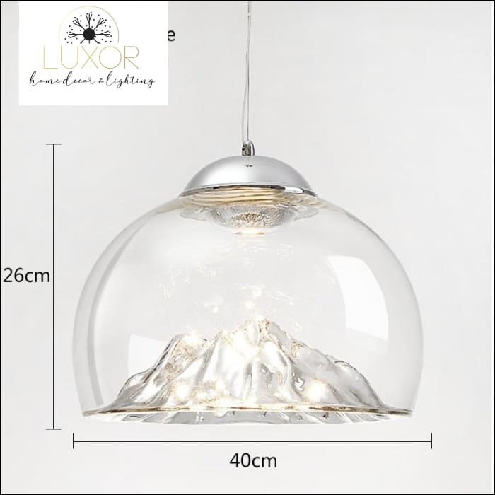 pendant lighting Arina Art Deco Pendant - Luxor Home Decor & Lighting