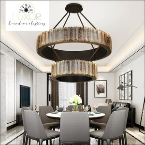 chandeliers European Modern Pendant Chandelier - Luxor Home Decor & Lighting