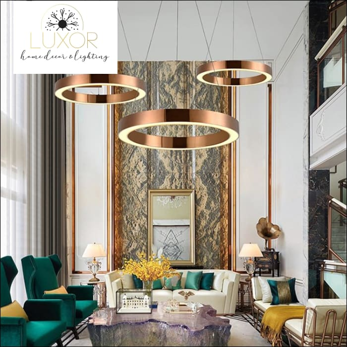 Cavaggio Designer Pendant Light - pendant lighting