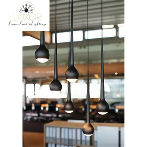 Coby LED Modern Pendant light - pendant lighting