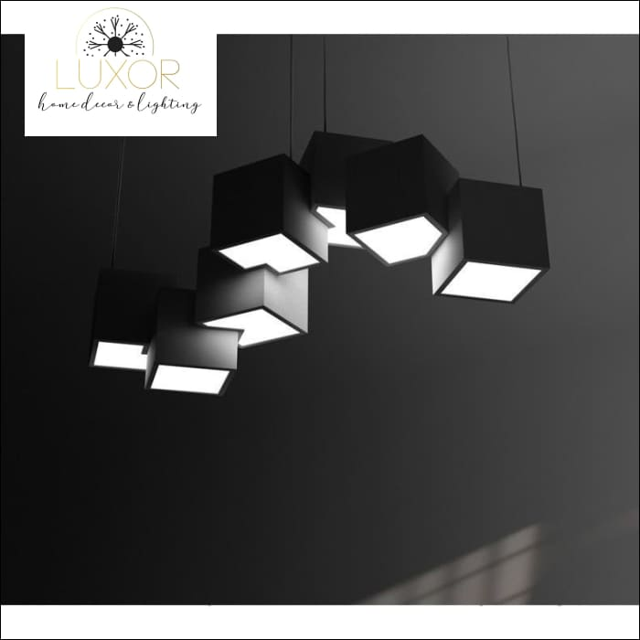 pendant lighting Goliath Postmodern Loft Pendant Lamp - Luxor Home Decor & Lighting
