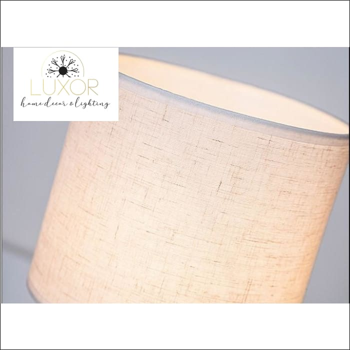wall lighting Linen Nordic Modern Sconce - Luxor Home Decor & Lighting