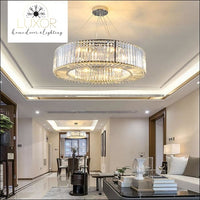chandeliers Vida Lux Crystal Chandelier - Luxor Home Decor & Lighting