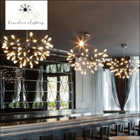 Nordic Olive Branch Pendant Lighting - pendant lighting