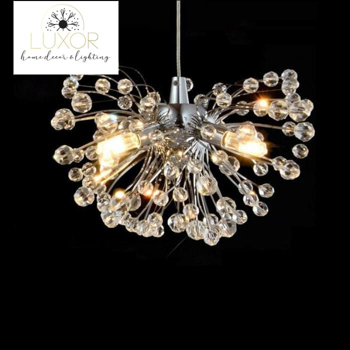 pendant lighting Griselda Crystal Pendant - Luxor Home Decor & Lighting