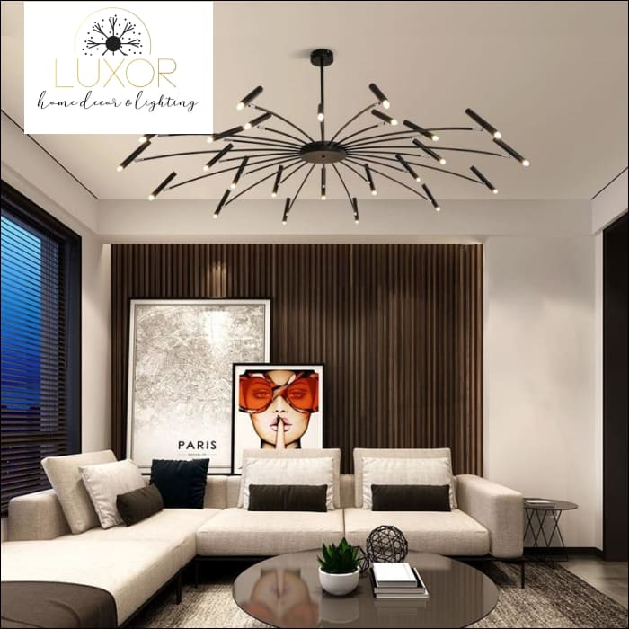 Folio Spiral LED Ceiling Light - ceiling lights