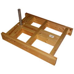 Woodendummy Base 1000 x 750mm
