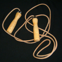 Leather Skipping Ropes