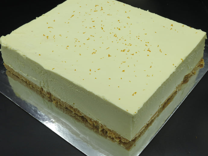 Lemon cheese cake Gluten free