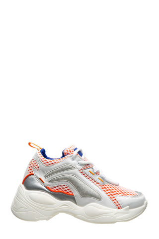 MJ6492-3 - Chunky colorblock sneakers