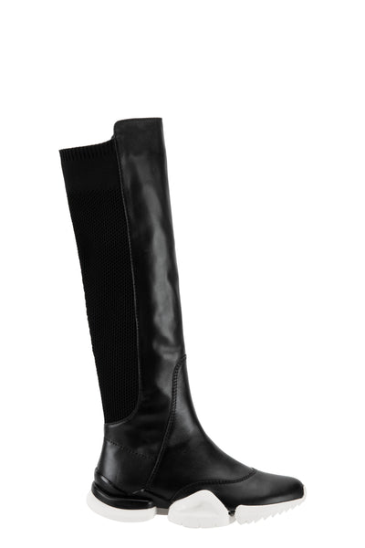 eq:iq GEONA Over-the-knee Sneaker Boots