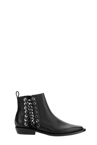 eq:iq SUMI Chained Ankle Boots