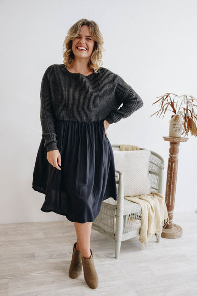 The Knit Dress