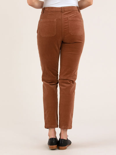 Toffee Cord Pants