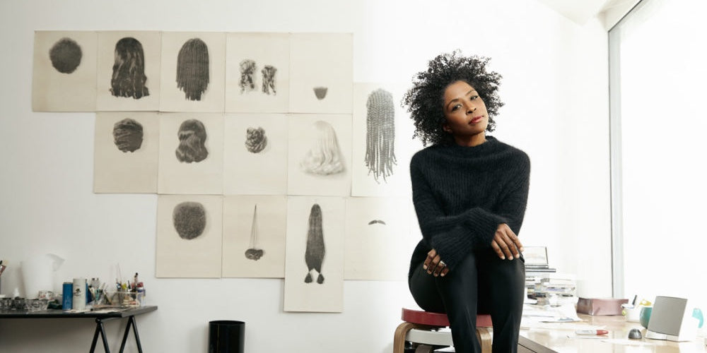 Fierce Chick Friday: Lorna Simpson