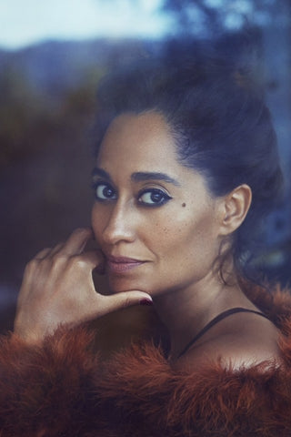Tracee Ellis Ross White Space Jewelry Fiere Chick Friday