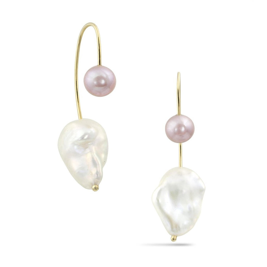 PEARL EMPRESS EARRINGS