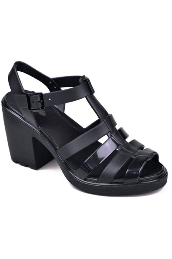PATTY HEEL - black
