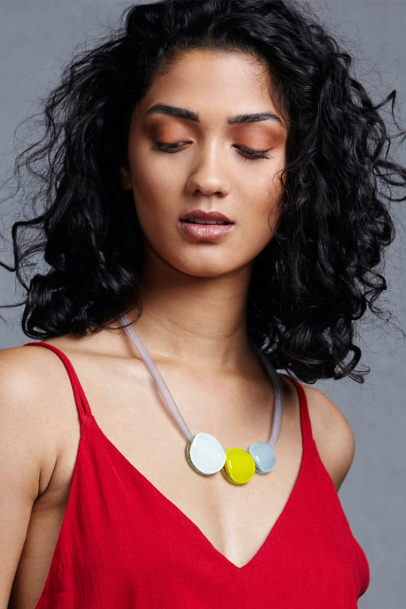 VIKO 3 BALL NECKLACE