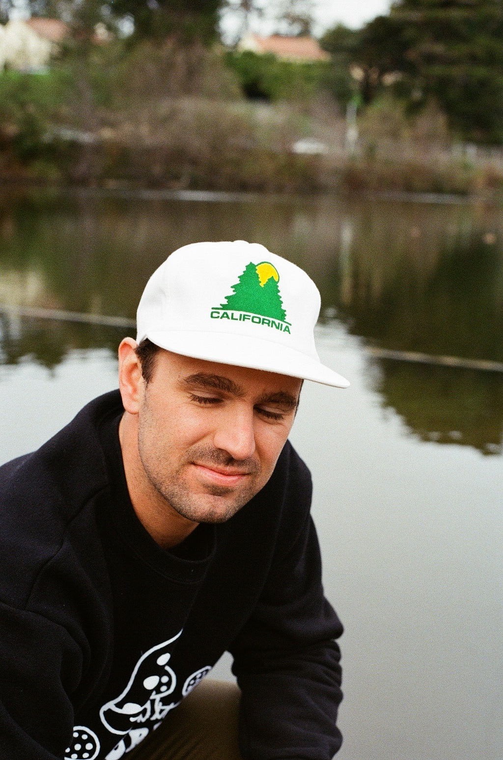 california forest snapback hat from culk